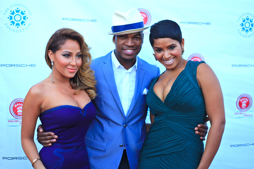 Is Ne Yo Hookup Adrienne Bailon