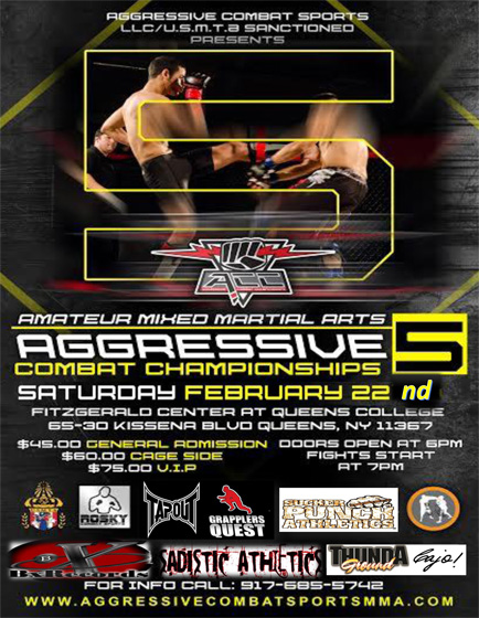 MMA Feb 22 2k14 - WEB Flyer
