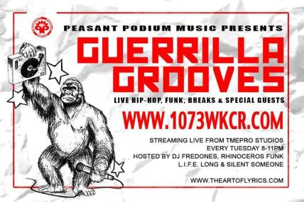 guerrilla grooves radio ft emmo ogun
