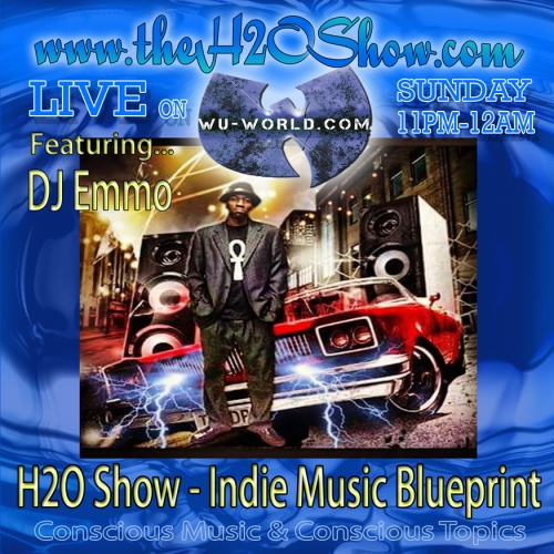 H2O Show Feature DJ Emmo May 2015 WEB