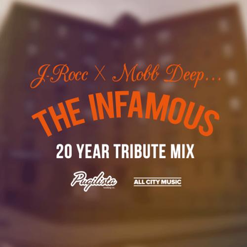 dj j rocc-infamous 20th anniv mixtape-TGTV