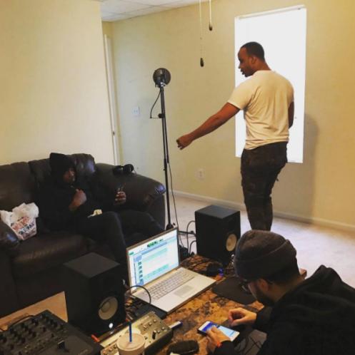benny-gxfr-in-studio